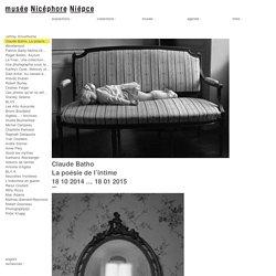 musée Nicéphore Niépce - Claude Batho, La poésie de l'intime