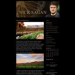 Nick Sagan Online