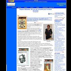 Papiers Nickelés, dix ans de curiosité pour la chose dessinée