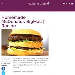 Nicko's Kitchen