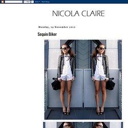 NICOLA CLAIRE