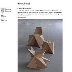Nicola Stäubli — Foldschool