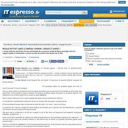 14/05/2013 lancement bimédia L'Opinion