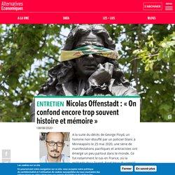 NicolasOffenstadt: «On confond encore trop souvent histoire et mémoire»