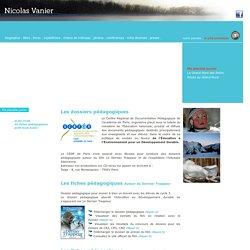 Nicolas VANIER - le site officiel - Le p'tit aventurier
