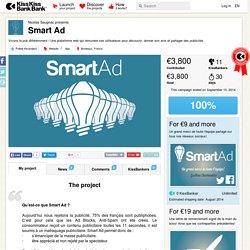 Smart Ad présenté par Nicolas Saugnac