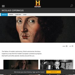 Nicolaus Copernicus - Facts & Summary