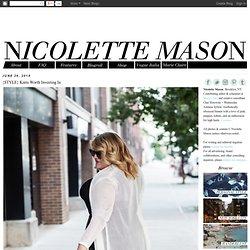 nicolette mason