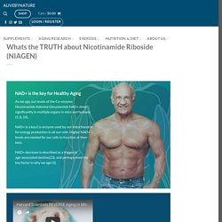 Don't believe the HYPE about Nicotinamide Riboside (Niagen)