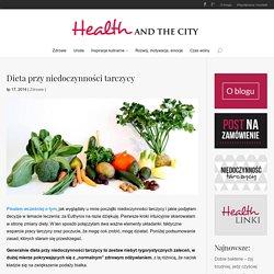 Dieta przy niedoczynności tarczycy - moje doświadczenia