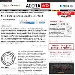 Niels Bohr : grandes et petites vérités