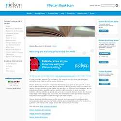 Nielsen BookScan UK