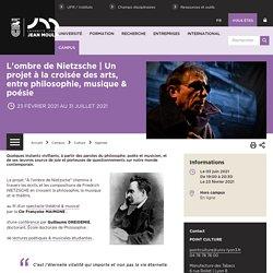 Un projet à la croisée des arts, entre philosophie, musique & poésie