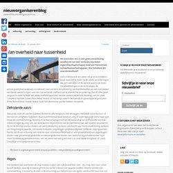 Van overheid naar tussenheid - nieuworganiserenblog : nieuworganiserenblog