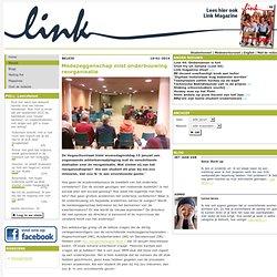 16-01-2014 Medezeggenschap mist onderbouwing reorganisatie