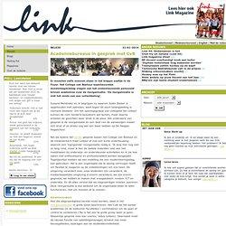 31-01-2014 Academiebureaus in gesprek met CvB