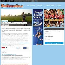 Nieuws, voor studenten in Nijmegen