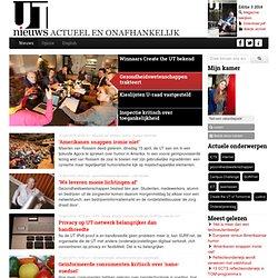 Sakai in de ijskast - UT Nieuws - weekblad van de Universiteit Twente