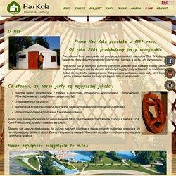 O Nas - Jurta - niezwykły domek apartament bungalow altana