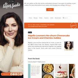 Nigella Lawson No-churn Cheesecake Ice Cream Recipe
