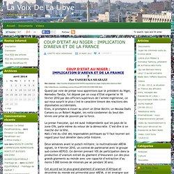 18 février 2010 Coup d'État militaire