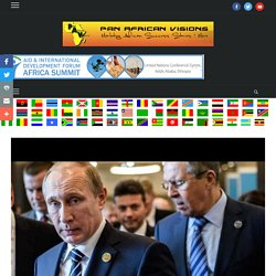 Nigeria: Russia to Establish Nuclear Centre in Nigeria - Pan African Visions