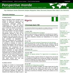 Nigeria histoire