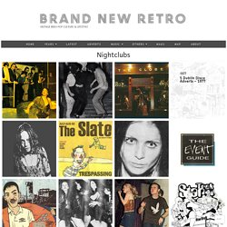 Nightclubs – Brand New Retro