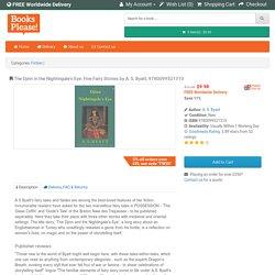 Buy The Djinn in the Nightingale's Eye: Five Fairy Stories by A. S. Byatt, 9780099521310 from Booksplea.se