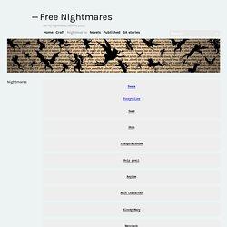 Free Nightmares