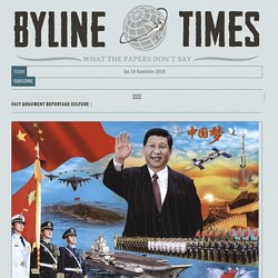 Beyond Orwell's Worst Nightmares: How China Uses Artificial Intelligence to Commit Genocide