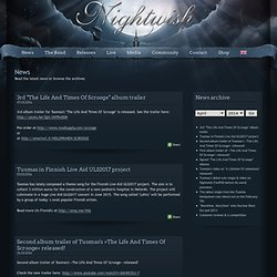 Nightwish Official Website