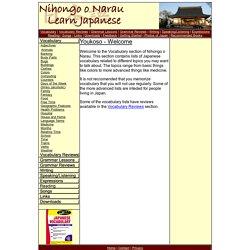 Nihongo o Narau