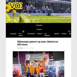 Nijmeegse gamers op naar Jakarta na NK-winst - Vox magazine