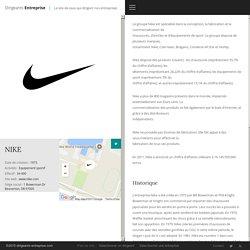 NIKE - Dirigeants Entreprise