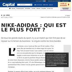 Nike-Adidas : qui est le plus fort