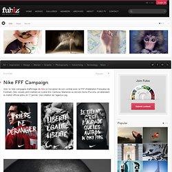 Nike FFF Campaign