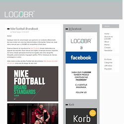 Nike Football: brandbook
