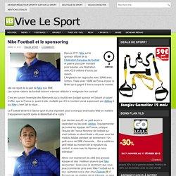 Nike Football et le sponsoring