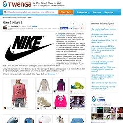 Nike ? Nike'l