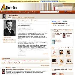 Nikola Tesla - Livres, citations, photos et vidéos