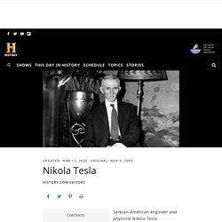 Nikola Tesla - Inventions, Facts & Death - HISTORY