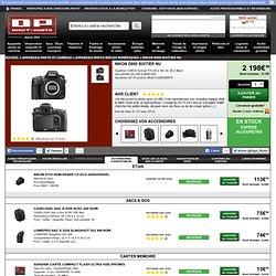 Nikon D800 Boitier Nu (New) - 182089220552