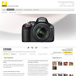 The New DSLR Camera from Nikon