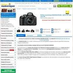 NIKON D5100 à prix discount