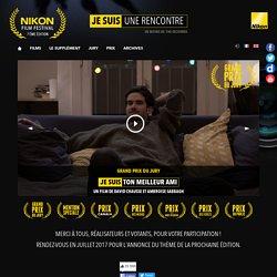 Nikon Film Festival - [Je suis un geste]