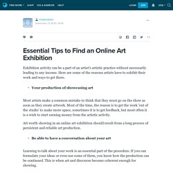 Sell Art Collection Online – A Brief Guide