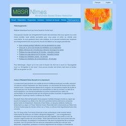 MBSR Nîmes - Anne Soulet - Téléchargements