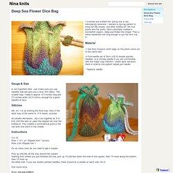 Nina knits