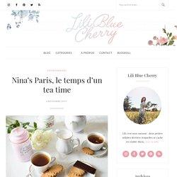 Nina's Paris, le temps d'un tea time